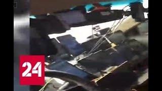 Инспекторы нашли самого жадного таксиста столицы - Россия 24
