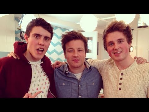 Cooking With Jamie Oliver