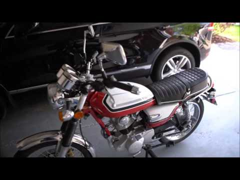 Review of 2015 SYM Wolf Motorcycle