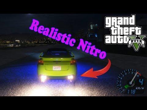 Realistic Nitro 1.7