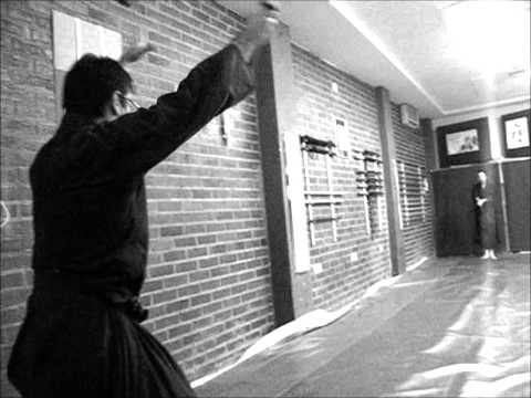 Ogawa Ry kenjutsu - Kumogari - November Saturday Training Image 1