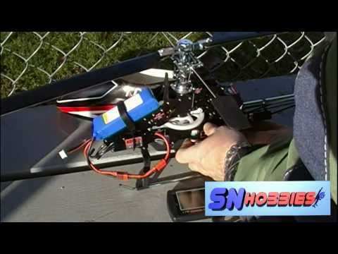 KDS 450S with Flymentor Flight Stabilization System - SN Hobbies