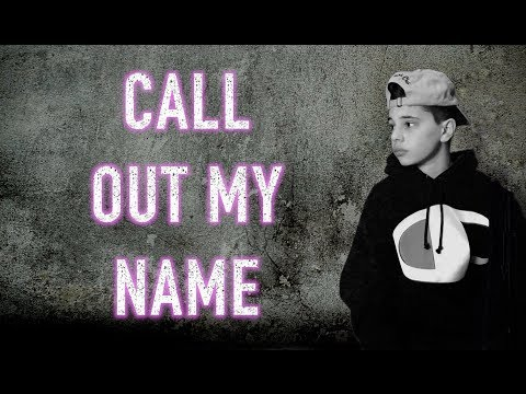 Call Out My Name - The Weeknd (Christian Lalama Cover) #1