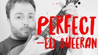 Download Lagu PERFECT - ED SHEERAN (EASY UKULELE TUTORIAL!) Gratis STAFABAND
