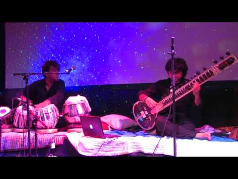 Niladri Kumar with Talvin Singh  playing amazing Classical Music!