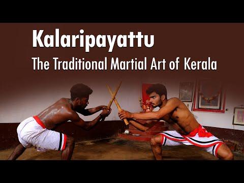 Kalaripayattu Kerala Martial Artform