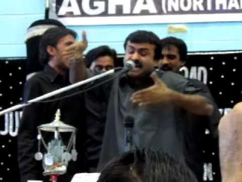 Mominaan Te Allah (s.w.a.) Di Amaan Jo Hai - Zakir Qazi Waseem...