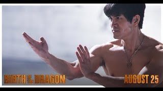 """BIRTH OF THE DRAGON - CLIP #5 """"SOONER OR LATER"""""""