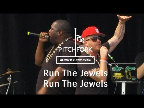 Run The Jewels - Run The Jewels (Live @ Pitchfork Music Festival, 2013)