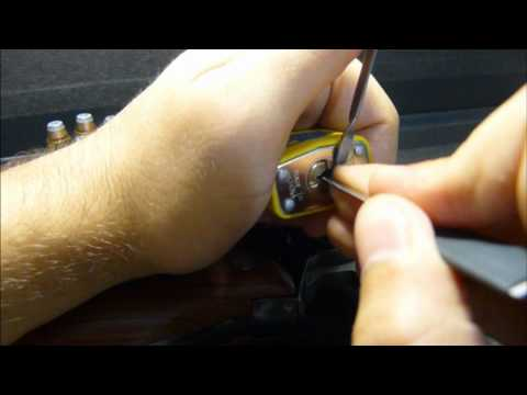 Lockpicking Gun Lock Mossberg