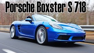 2018 Porsche Boxster S 718 - Options and opinions