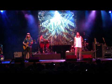 The Dirty Heads - Sails to the Wind - Live @ House of Blues Orlando, FL 4-21-2011
