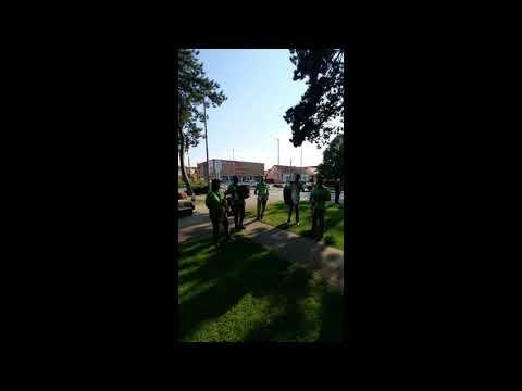 Kosava együttes- Lakodalmas utcai kíséret