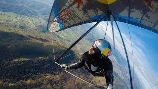 Golden days - Hang gliding