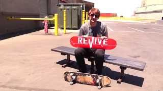 HOW TO GET THE MOST OUT OF YOUR SKATEBOARD DECK