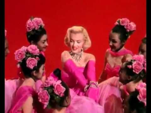 Madonna , Kylie Minogue  y Marilyn Monroe  - Diamonds are a girls best friend