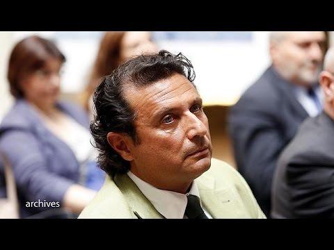 """الادعاء الايطالي يطالب بعقوبة السجن 26 عاما لقبطان """"كوستيا كونكورديا"""""""