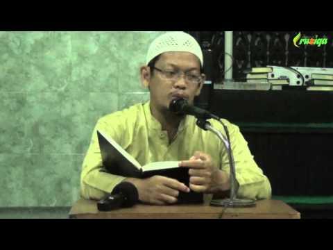 Ust. Nurul Azmi - Umdatul Ahkam (Hadits 50-51 Hal Yang Dimakruhkan Ketika Shalat)
