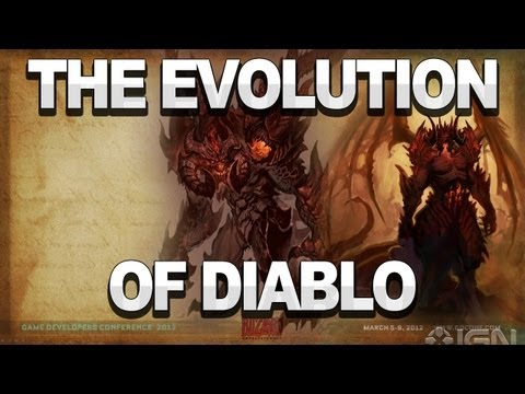 The Evolution of Diablo