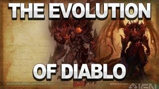 The Evolution of Diablo