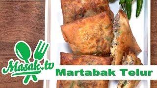 Martabak Telur | Jajanan #038