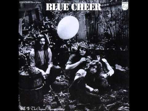 Blue Cheer - Black Sun
