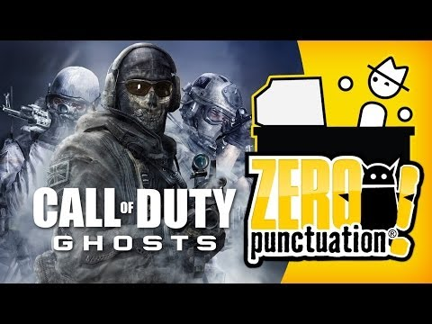 CALL OF DUTY: GHOSTS (Zero Punctuation)