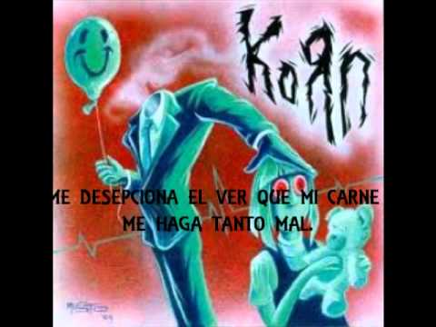 KoRn make me bad sub en español por dare309