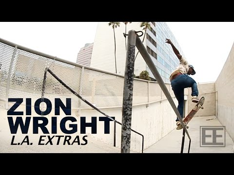 Zion Wright L.A. Extras