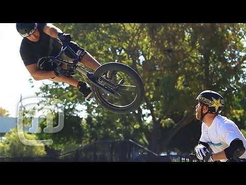 Ryan Nyquist & Rob Darden BMX How To...