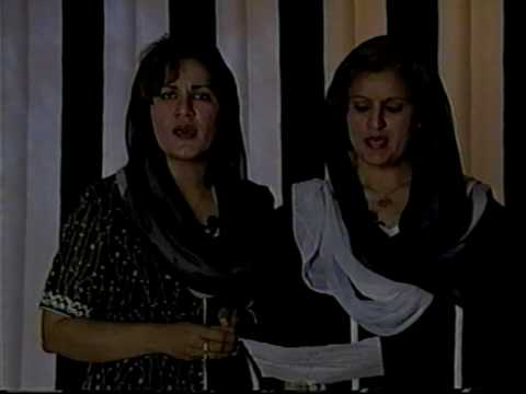 Ghabraye Gi Zainab Noha By Roohi Zaidi And Fouzia Zaidi.mpg video