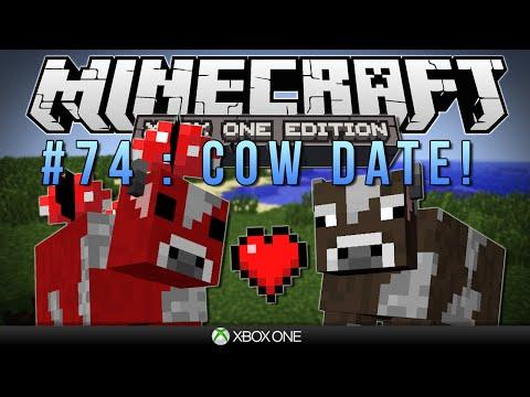 Minecraft Xbox COW DATE Survival #74