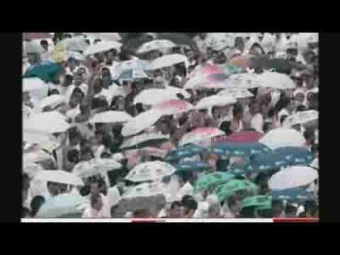 Rain strands Hajj pilgrims