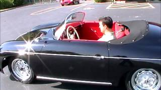 1957 Porsche 356 Carrera Speedster Replica