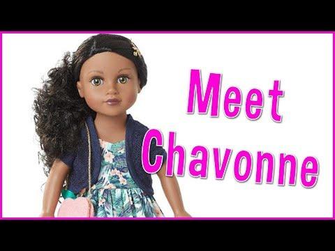 Journey Girl  Chavonne Doll Review