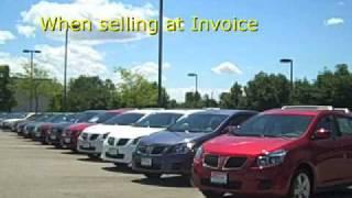 Dealer Cost & Dealer Invoice