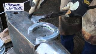 Welding Aluminum Horseshoes