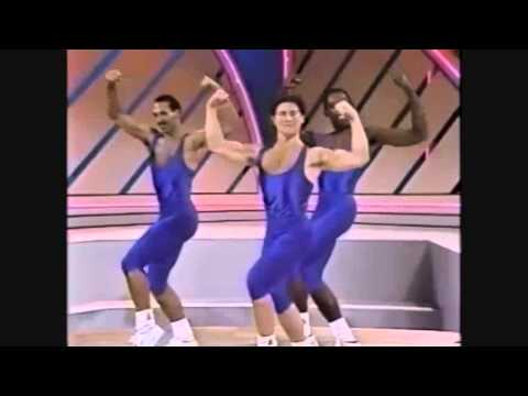 Ty Parr - National Aerobic Championship 1988 Theme