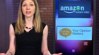 CNET Update - Amazon's new series is decided by you
