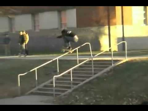 Donnie Bandy Kickflip 11