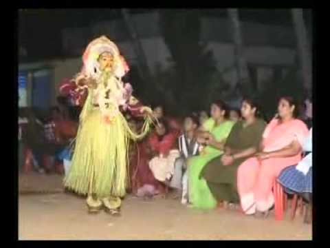 001 Bhoota Kola Nrithya video