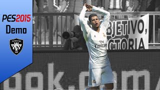 PES 2015 - Demo compilation HD PS4