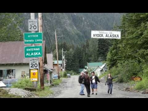 Road Trip to Hyder, Alaska