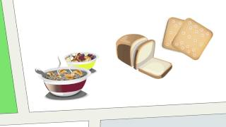 Type 1 Diabetes What foods have carbs in them training video
