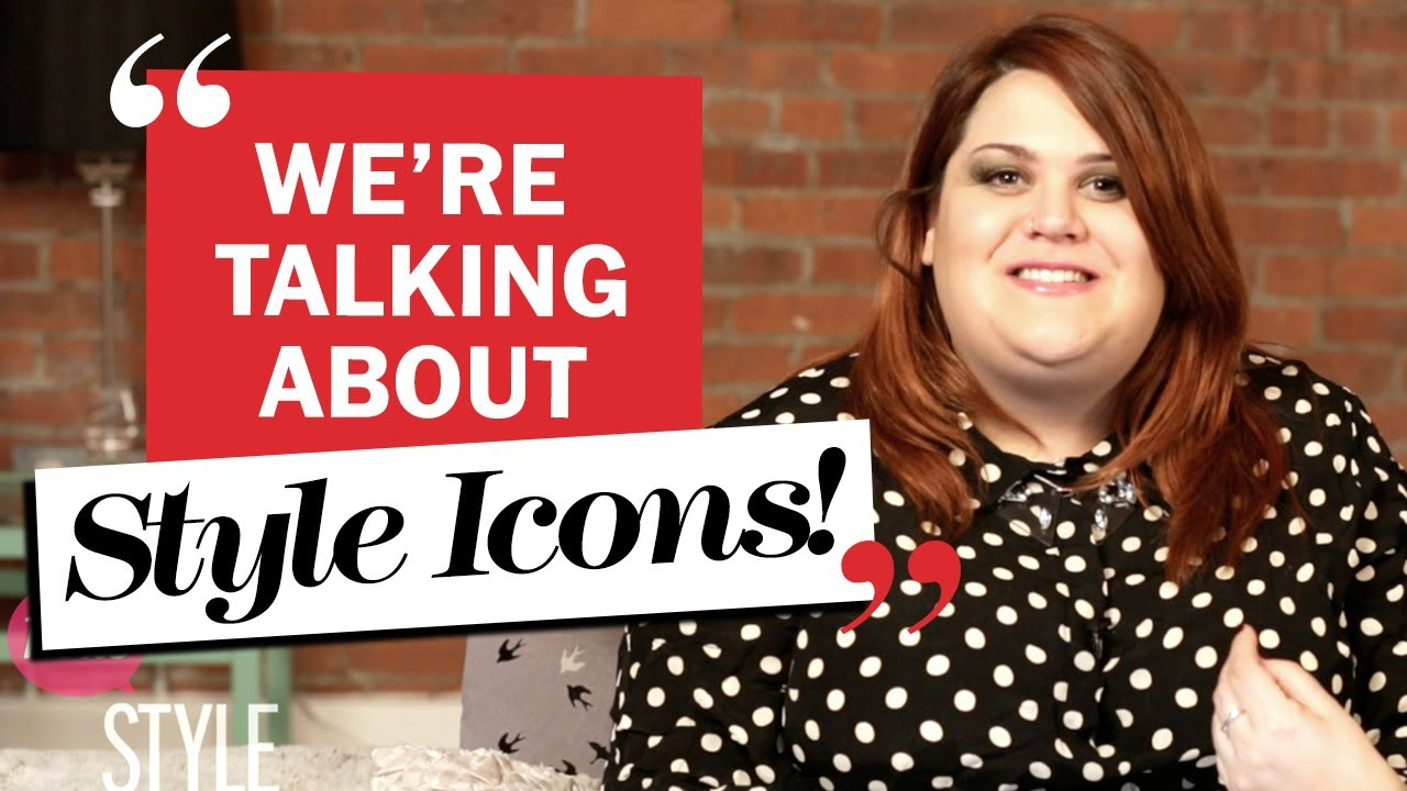 Plus Size Fashion Icons And Bloggers Youtube