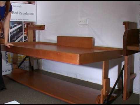 Как сделать кровать стол трансформер своими руками 79