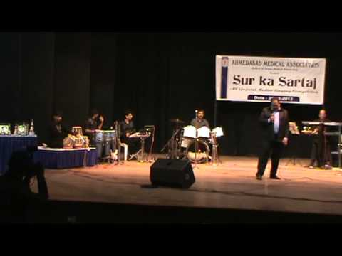 Mere naina sawan bhado-Mehbooba (Dr.Alkesh Soni) All Guj Medico...