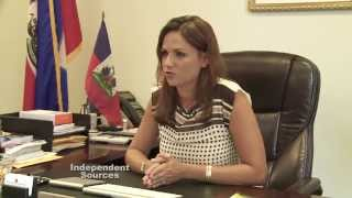 VIDEO: Interview With Haiti Tourism Minister Stephanie Villedrouin - Rebranding Haiti