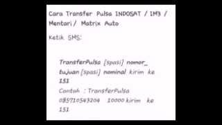 download lagu Cara Transfer Pulsa All Operator  Gsm & Cdma gratis
