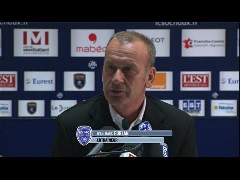 image vidéo  Conférence de presse FC Sochaux-Montbéliard - ESTAC Troyes (3-1)